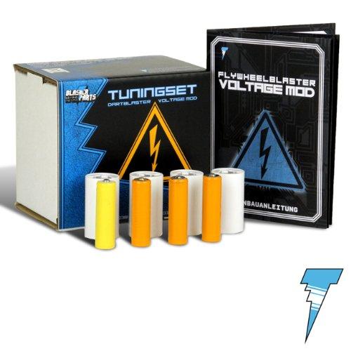 Blasterparts - Tuning-Set für NERF N-Strike Elite [XD] Rapidstrike (Voltage Mod) - Blaster-Tuning & Zubehör