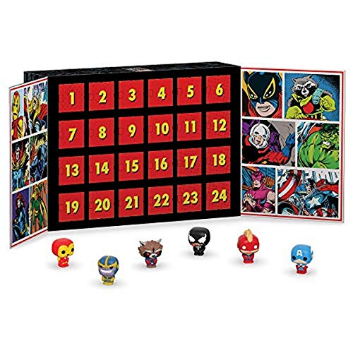 Funko 42752 Pop. Marvel Advent Calendar Collectible Figure, Multi