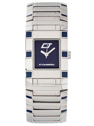 Chronotech Uhr blau