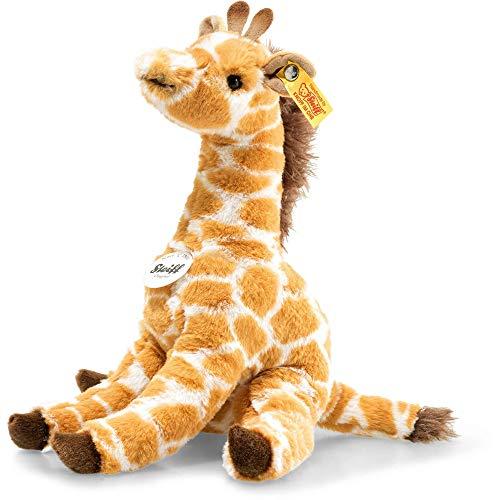 Steiff 68096 Gibsi Schlenker 27 gefleckt Giraffe, BRAUN