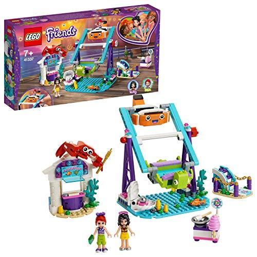 LEGO 41337 Friends Schaukel mit Looping im Vergnügungspark, Bauset