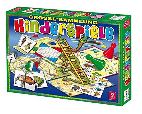 ASS Altenburger 22501343 - Kinderspielesammlung