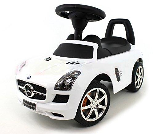 Mercedes-Benz SLS AMG Rutschauto Rutscher Kinderfahrzeug Kinderauto Lizenz NEU
