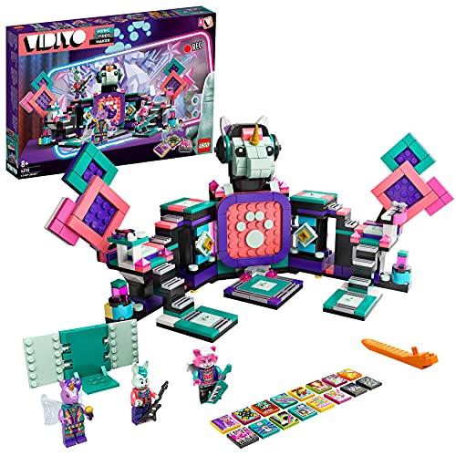 LEGO 43113 VIDIYO K-Pawp Concert Beatbox Music Video Maker, Musik Spielzeug Set für Kinder mit AR App