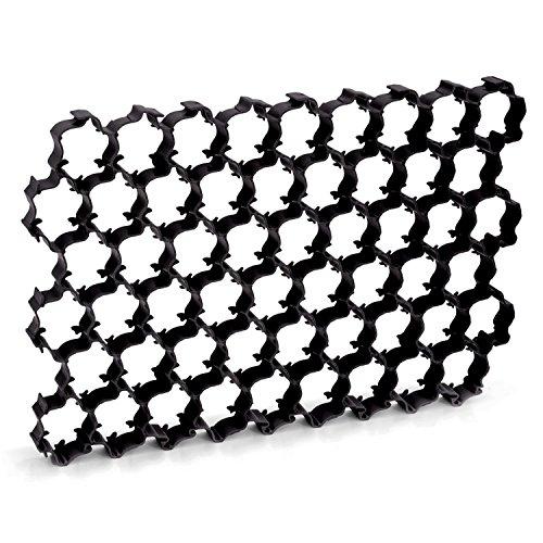 Rasengitterplatte Plant IKP2C,schwarz
