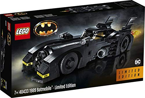 LEGO® DC (40433) 1989 Mini Batmobile™ Limited Edition