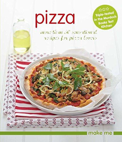 Pizza (Make Me) (English Edition)