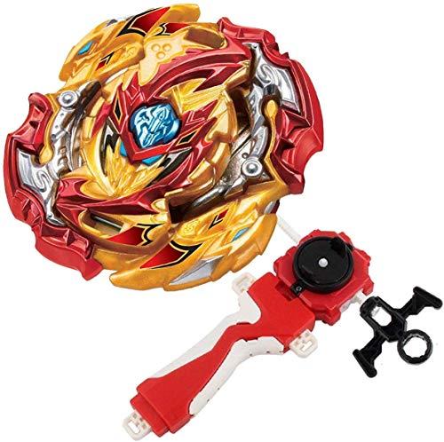 Bey Battle Battling Toys - Lord Spriggan/Spryzen Burst Rise Gatinko Starter w/Launcher B-149