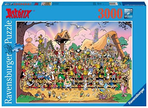Ravensburger - Puzzle 3000 Teile Asterix, 4005556149810