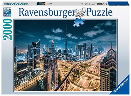 Ravensburger Puzzle 15017 - Sicht auf Dubai - 2000 Teile
