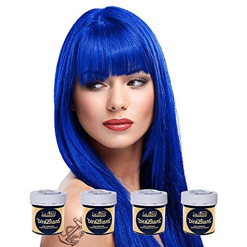 4 x LaRiche Directions Haartönung midnight blue 88 ml