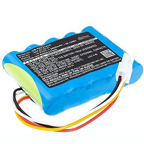 cellePhone Akku Li-Ion kompatibel mit Husqvarna Automower 310 315 - Gardena Sileno City 250 500 Sileno+ (Ersatz für 584 85 28-01) - 2600 mAh
