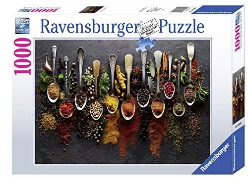 Ravensburger Puzzle 1000 Teile - Gewürze aus aller Welt - Puzzle für Erwachsene und Kinder ab 14 Jahren, Amazon Sonderedition