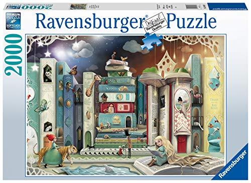 Ravensburger 164639 Novel Avenue 2000 Teile Puzzle für Erwachsene und Kinder ab 12 Jahren