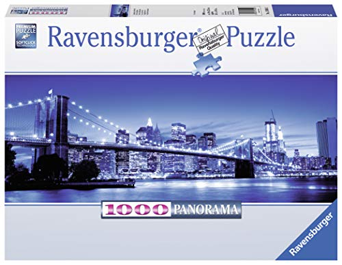 Ravensburger Puzzle 15050 - Leuchtendes New York - 1000 Teile
