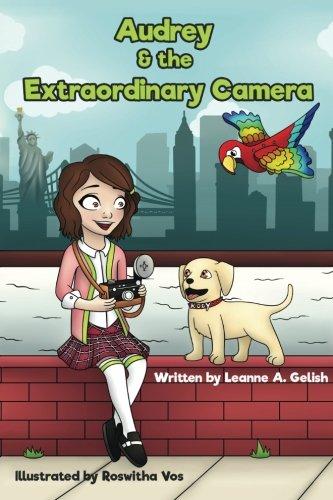 Audrey and the Extraordinary Camera