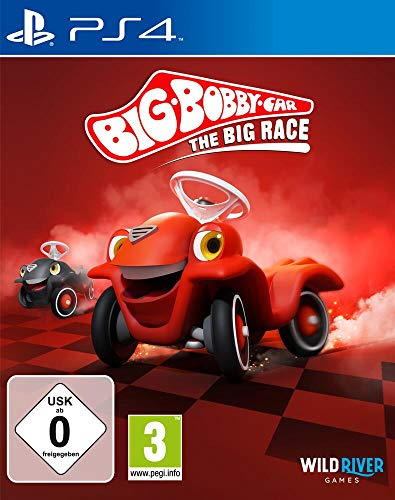 BIG-Bobby-Car - The Big Race [PlayStation 4]