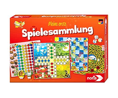 Noris 606021685 Meine erste Spielesammlung