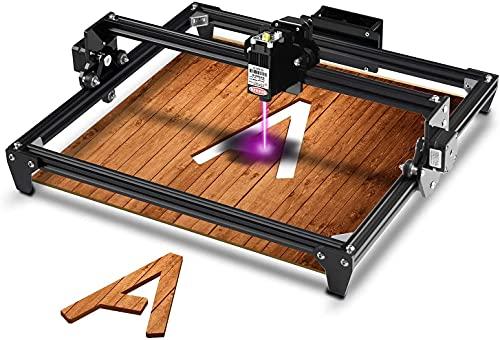 Totem 20w Eingangsleistung DIY CNC Graviermaschine Laserengraver Kits 440X480 mm 12 V USB Desktop Laser Engraver(5500mw)