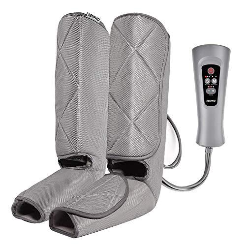 RENPHO Beine Massagegerät, Elektrisches Fußmassagegerät für Beine, Waden und Füße, mit 5 Modi und 4 Intensitäten, für Hause, Büro und Reise geeignet