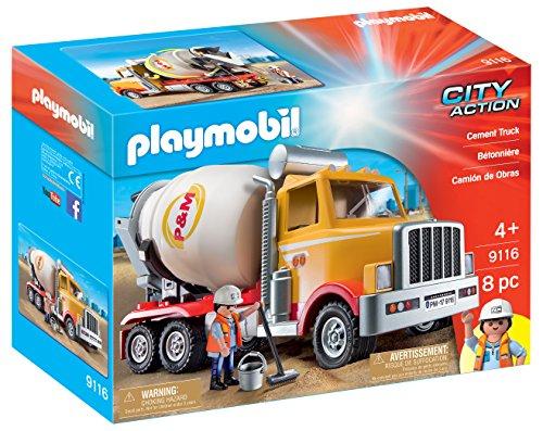 Playmobil 9116 City Action Zement Truck