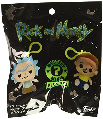 Funko 26847 Rick & Morty Rick and Morty S3 Plush-Other, Multi