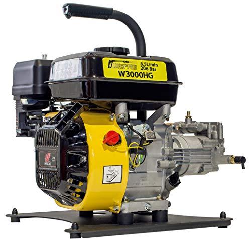 ✦ Benzin Hochdruckreiniger 3000 PSI ✦ 196ccm Benzinmotorbetriebener Tragbarer Reiniger W3000HG ✦ Premium Leistung & Qualität Auto- & Terrassenreiniger