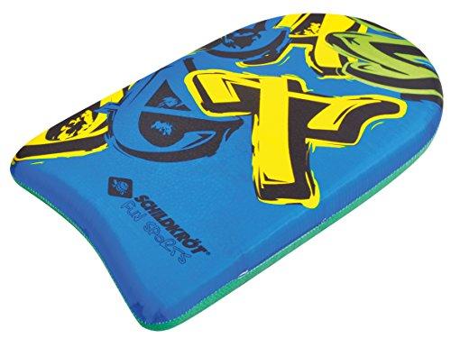 Schildkröt Schwimmbrett Bodyboard S, mit Nylonüberzug und EPS Schaumstoff-Kern, 49 x 33 cm, max. Belastung: 60 kg, 970218