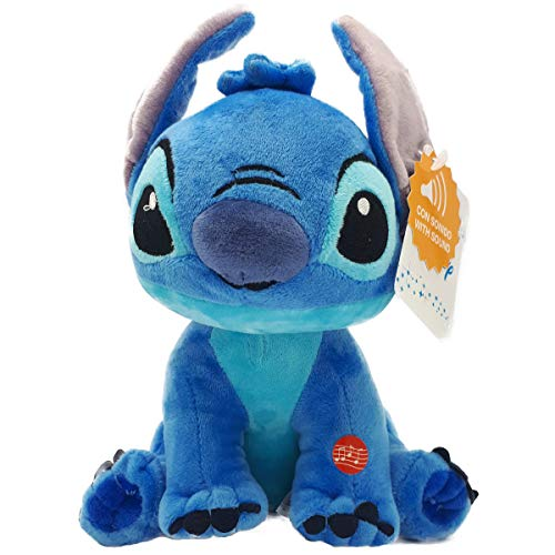 Play by Play Disney Stitch - 28 cm Stofftier mit Sound