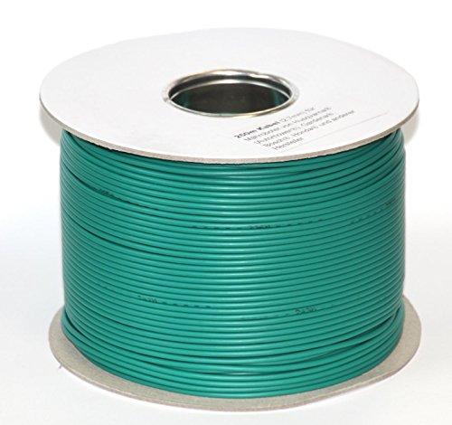 Genisys Begrenzungskabel Kabel 250m kompatibel mit LANDROID von Worx S M8-12 L15-20 Draht Ø2,7mm