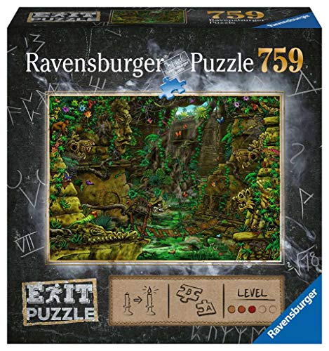 Ravensburger 19951 Tempel in Angkor Wat 759 Teile Exit Puzzle