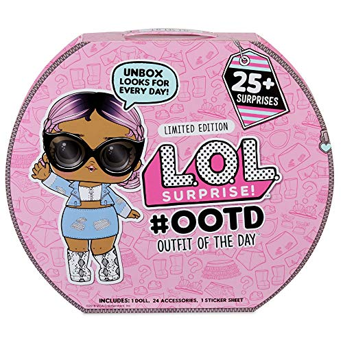 L.O.L Surprise - Outfit of The Day und Puppe Exclusive (Giochi Preziosi LLU47000)