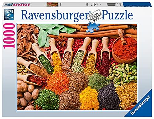 Ravensburger Puzzle 1000 Teile - Gewürze und Kräuter - Puzzle für Erwachsene und Kinder ab 14 Jahren, Amazon Sonderedition Exklusiv bei Amazon