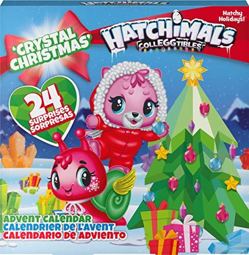Hatchimals 6044284 - CollEGGtibles Adventskalender