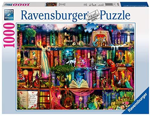 Ravensburger Puzzle 19684 - Magische Märchenstunde - 1000 Teile Puzzle für Erwachsene und Kinder ab 14 Jahren, Detailreiches Fantasy Puzzle
