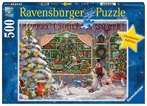 Ravensburger Puzzle 16534 - Es weihnachtet sehr - 500 Teile