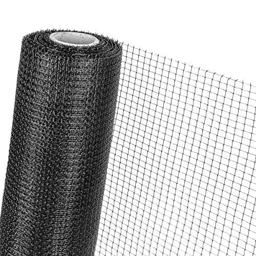 10m² Maulwurfnetz in 2m x 5m Rollrasen-, Rasenschutz g. Maulwurf Maulwurfsperre