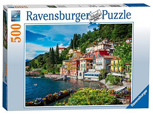Ravensburger Puzzle 14756 - Comer See, Italien - 500 Teile
