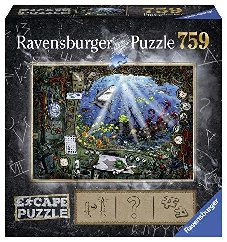 Ravensburger 19959 759 pièces Escape Puzzle Sous l'eau