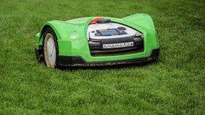Rasenmäh Roboter