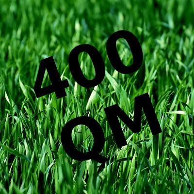 Mähroboter bis 400 Quadrat Meter