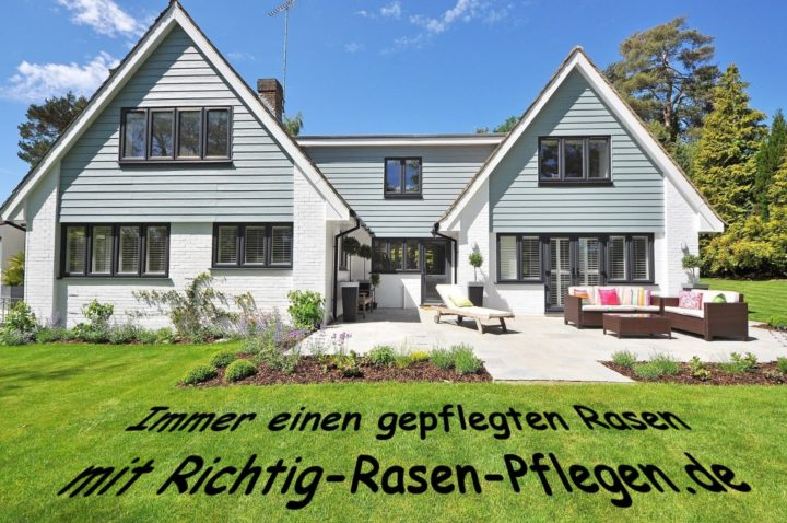 Den Rasen richtig pflegen mit Richtig-Rasen-Pflegen.de