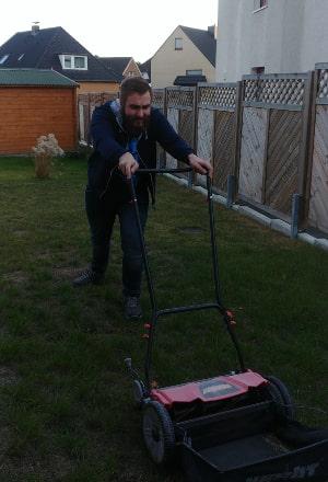 Mähroboter, Rasenmähroboter erleichtern das Leben