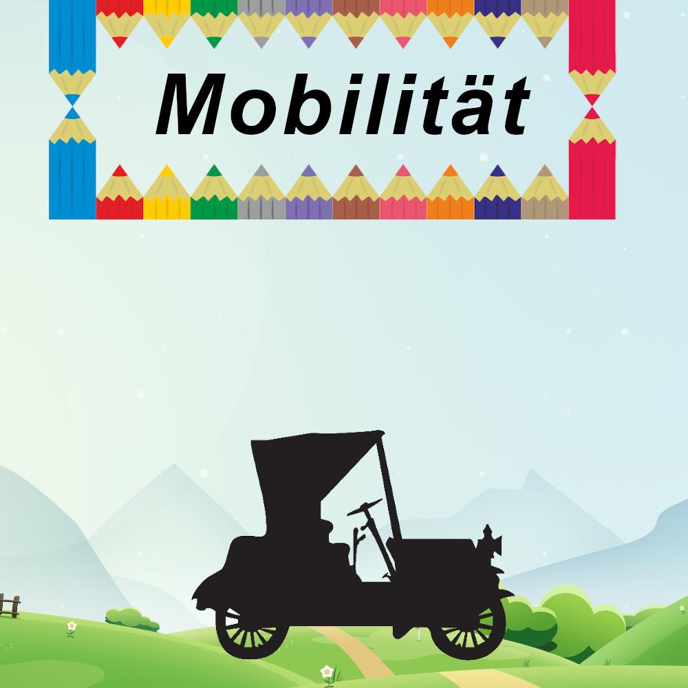 Mobilität für Kinder