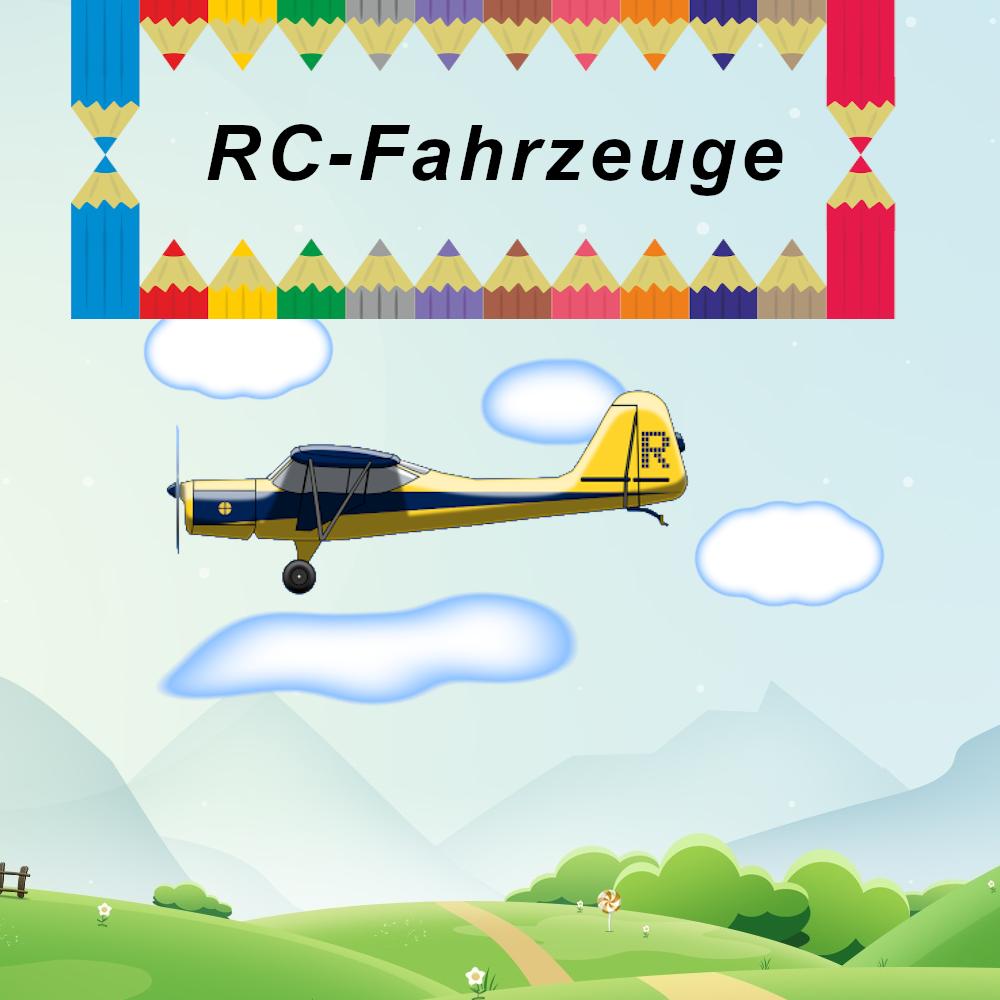RC-Fahrzeuge für Kinder